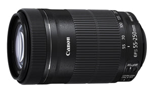 Canon EF-S 55-250mm f/4-5,6 IS STM White box.