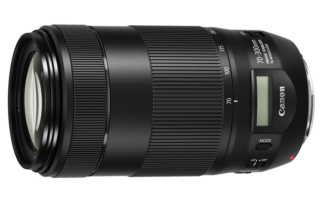Canon  EF 70-300mm f/4-5.6  IS II USM .