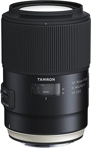 Tamron SP 90mm f2.8 Di VC USD Macro .