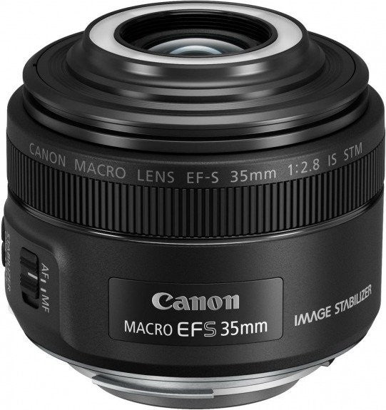 Canon EF-S 35mm f 2.8 IS STM Macro