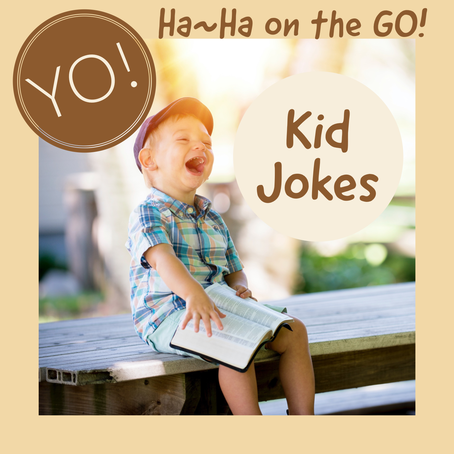 Yo! Ha Ha On the Go!