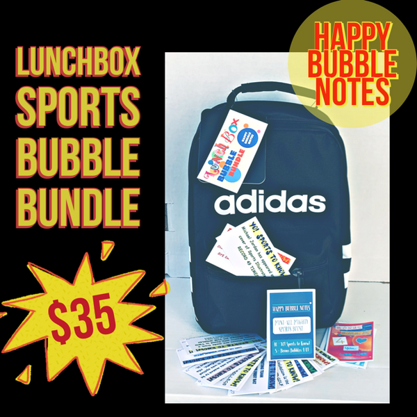 Lunchbox Sports Bubble Bundle
