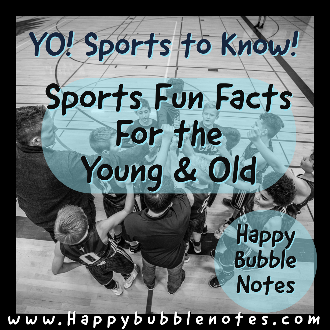 Yo! Sports To Know
