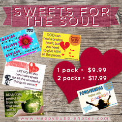 Sweets for the SOUL - Combo Pack (60 Cards)