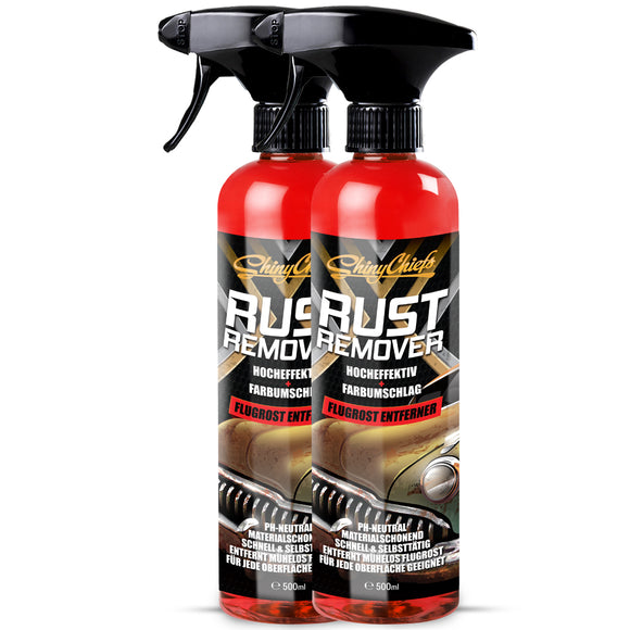 ShinyChiefs RUST REMOVER 500ml DOUBLE