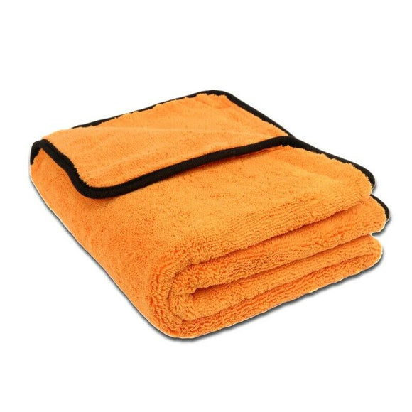 Liquid Elements ORANGE BABY XL TROCKENTUCH 90X60CM 800GSM - Shine Cars