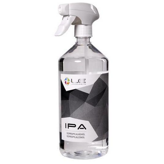 LIQUID ELEMENTS IPA ISOPROPANOL / ISOPROPYLALKOHOL 99% 1000ML - Shine Cars