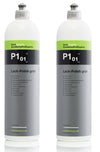 Koch Chemie Lack-Polish grün P1.01 1000ml 2er Set