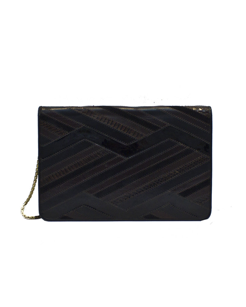 Multi Skin Large Clutch