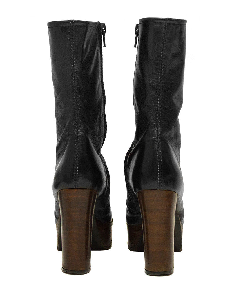 Carnaby St. Platform Boots