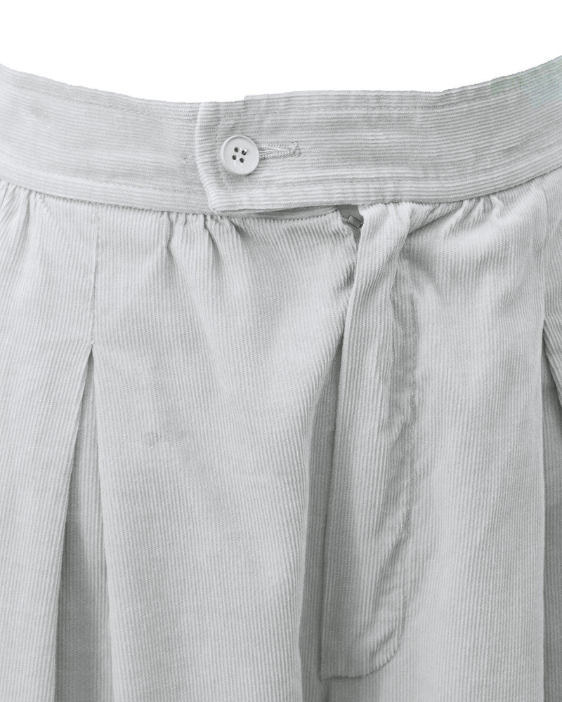 Grey Corduroy Bloomers