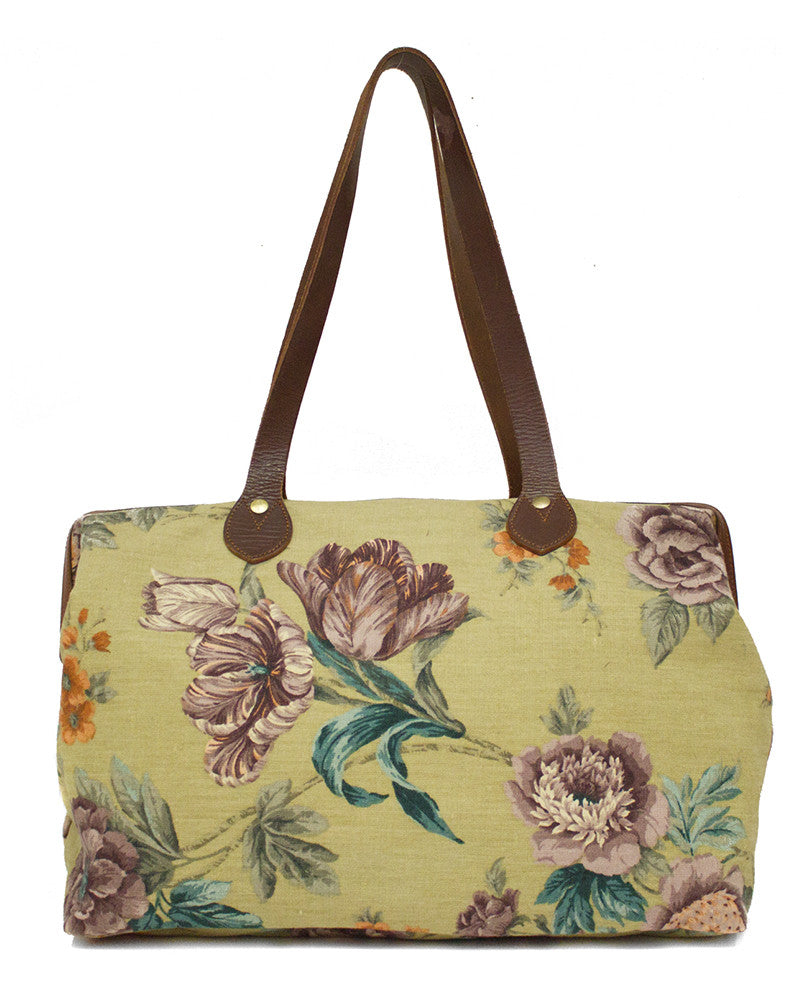 Printed Carpet Bag