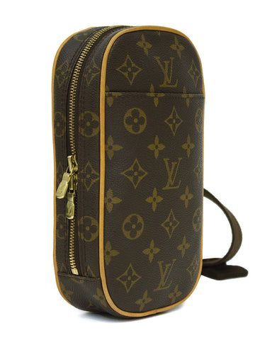Monogram Pochette Gange Cross Body Bag