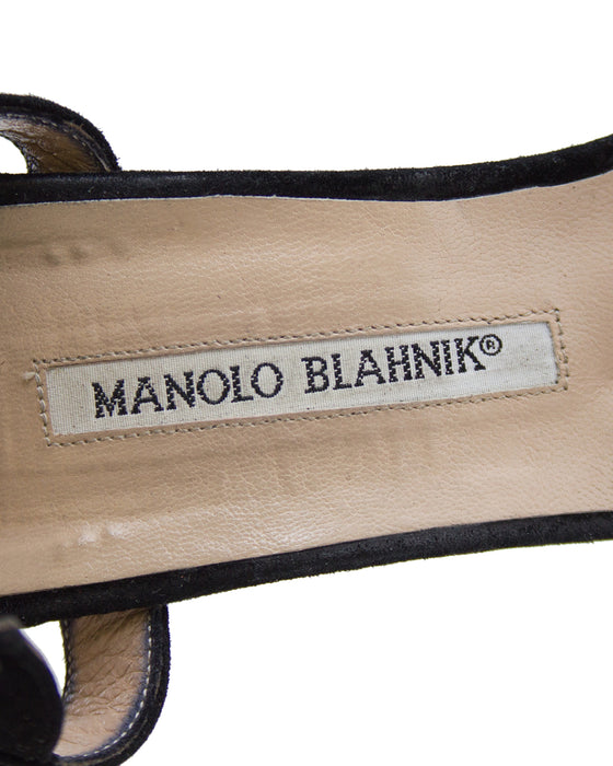2003 Remake of the 1971 'Ivy Shoe' By Manolo Blahnik for Ossie Clark