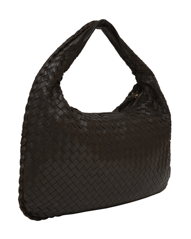 Medium Intrecciato Hobo Bag
