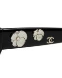 Black Camelia Sunglasses