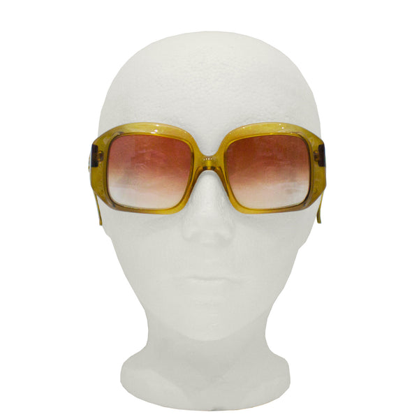 Amber Color Sunglasses