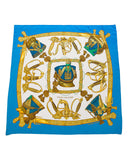 'Grand Uniforme' Silk Scarf