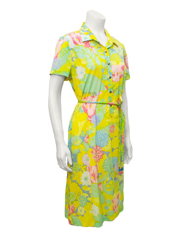 Floral pastel daydress