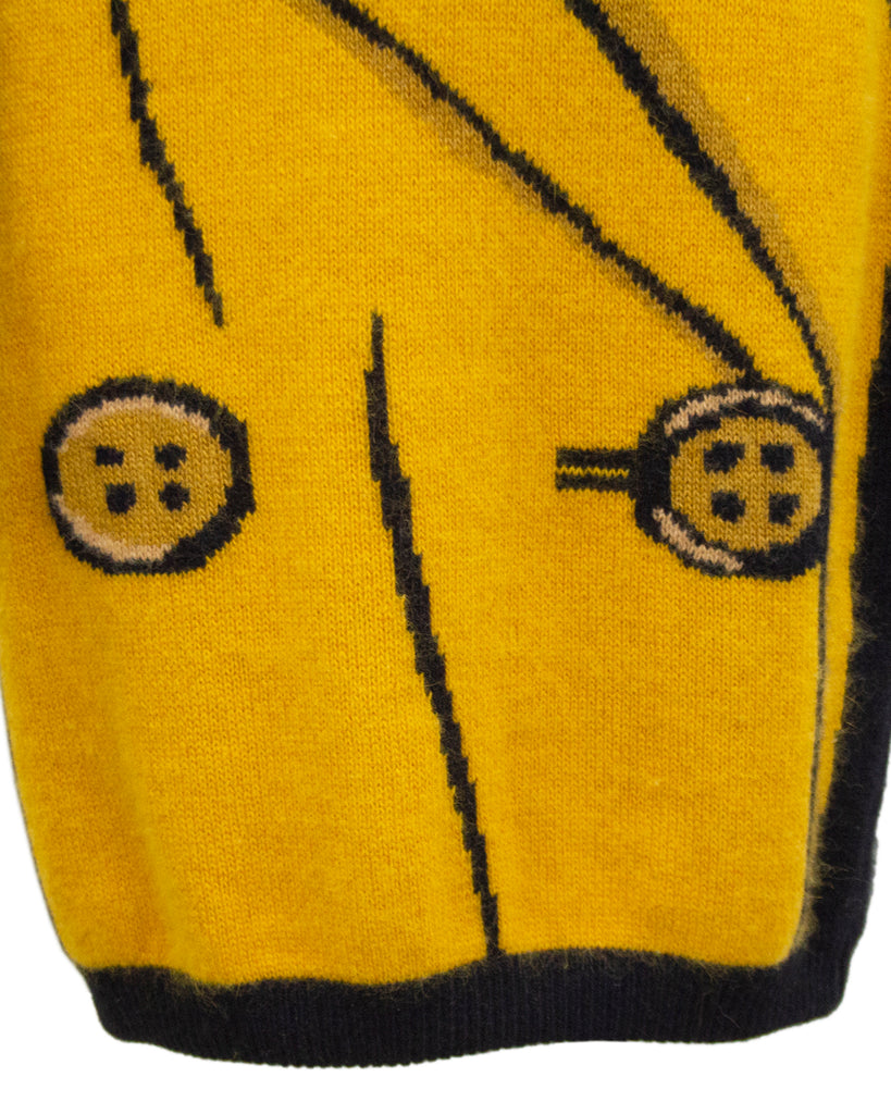 'Dick Tracy' Sweater Dress