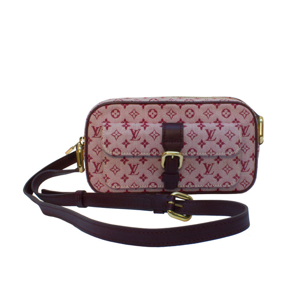 Bordeau Monogram Camera Bag