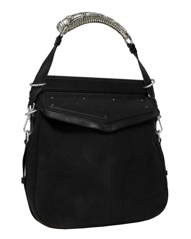 Black 'Mombasa' Bag