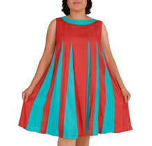 Load image into Gallery viewer, I Am Free Panel Dress ITA-D711