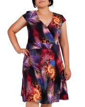 Load image into Gallery viewer, I Am Iconic Wrap Dress ITA-A607
