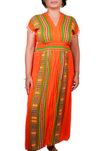 Load image into Gallery viewer, I Am Simple Smocked Maxi Dress ITA-H813