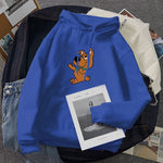 Game&Vibe Scooby-Doo Womens Hoodies