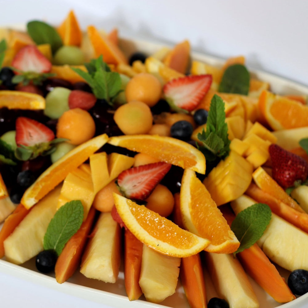 Catering - Brekky Boxes - Fruit Platter