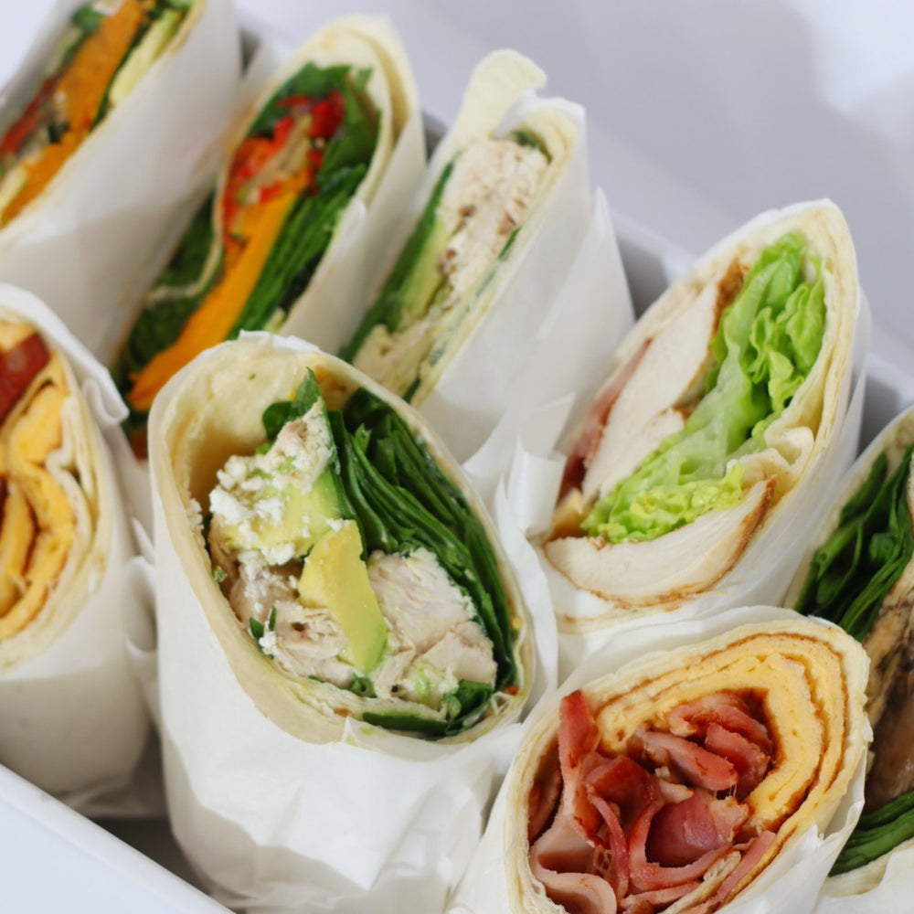 Catering - Brekky Boxes - Wrap It Up!