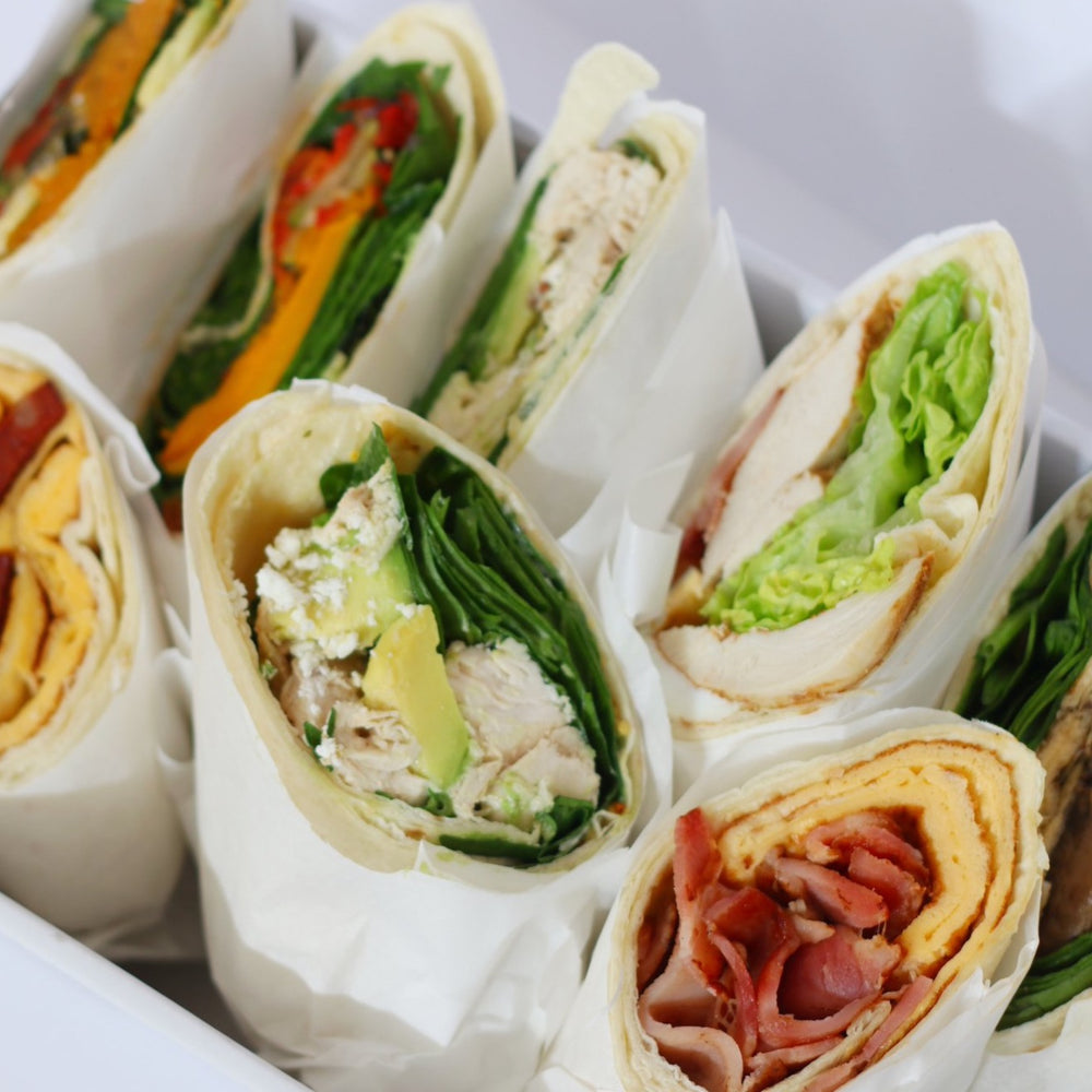 Catering - Lunch Packs - Wrap It Up!