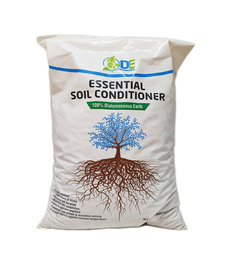 10Kg Bag Diatomaceous Earth Essential Soil Conditioner
