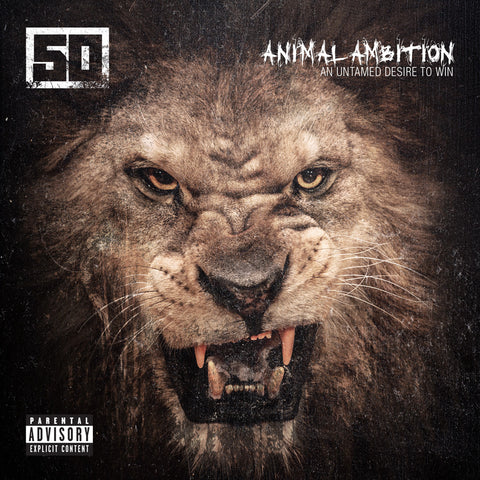 50 Cent - Animal Ambition [CD]