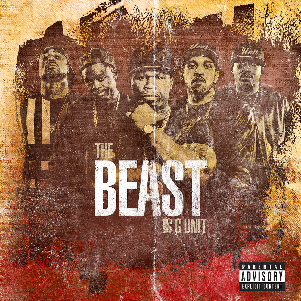 G-Unit - The Beast EP [CD]