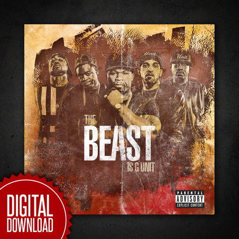 G-Unit - The Beast EP [DOWNLOAD]