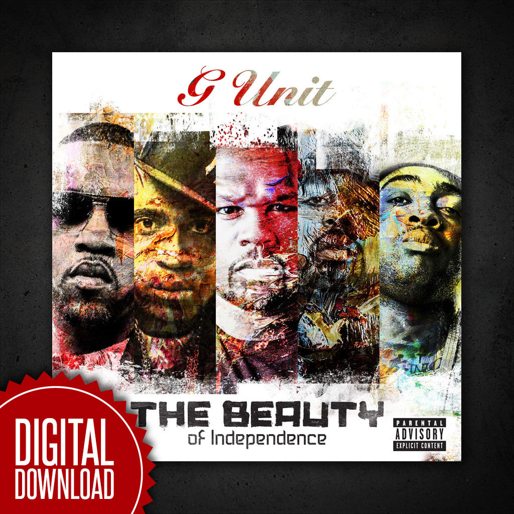 G-Unit - The Beauty EP [DOWNLOAD]