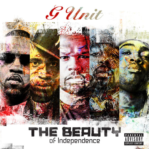 G-Unit - The Beauty EP [Explicit] [CD]