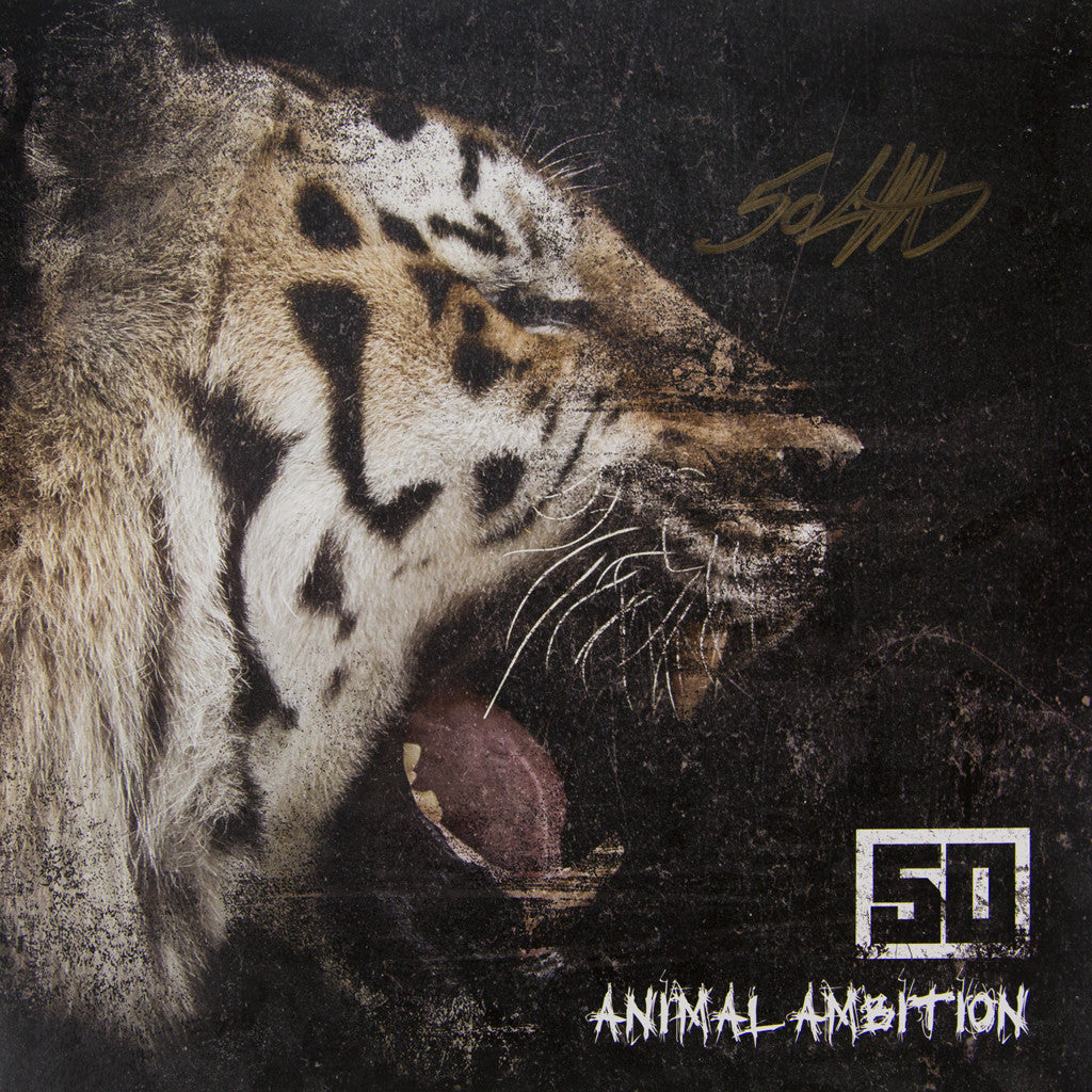 Animal Ambition - Autographed Poster