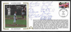 Boston Red Sox - 1975 World Series 30th Anniversary