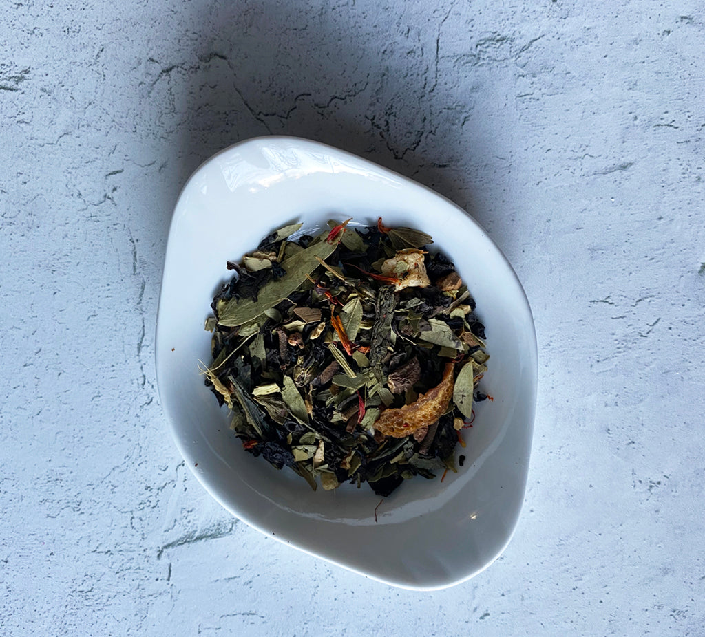 Citrus Ice Herbal Tea - Hummingbird Blends