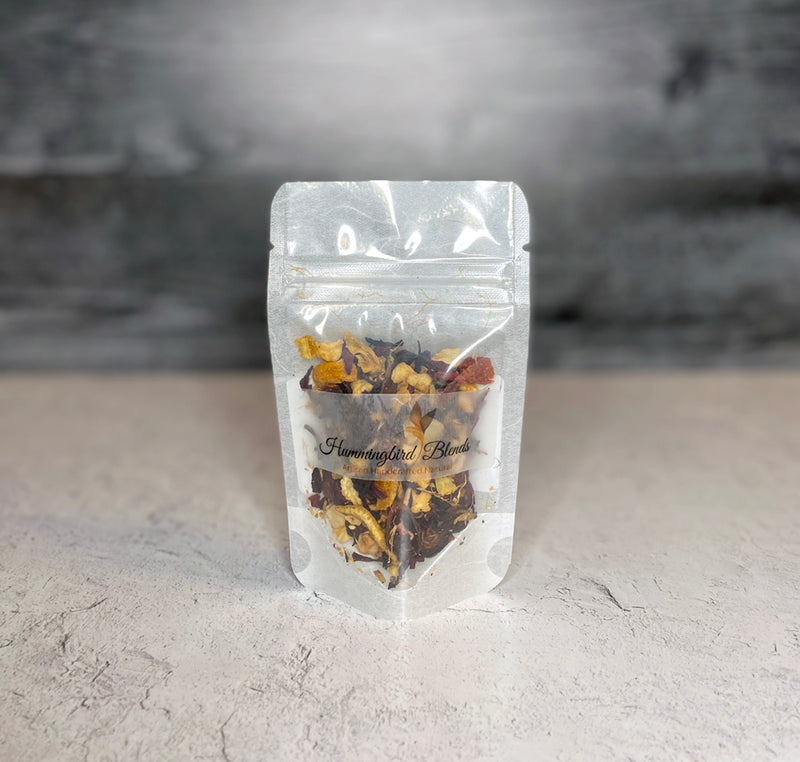 Winter Punch Herbal Tea - Hummingbird Blends