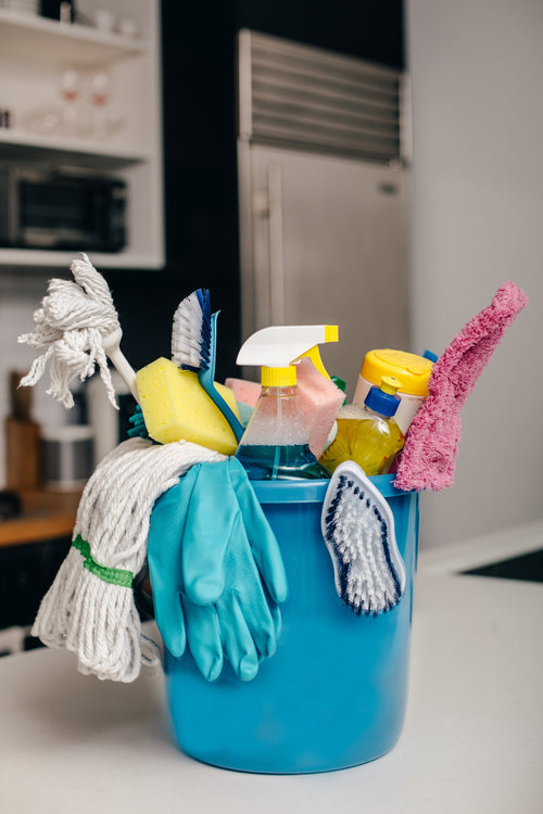hummingbird blends cleaning supply notice