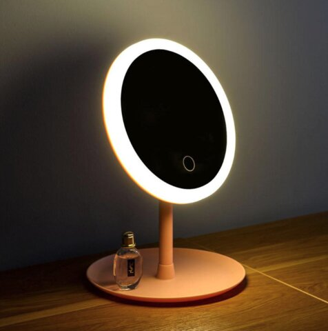 Cherub LED Makeup Mirror - Cherub Pores