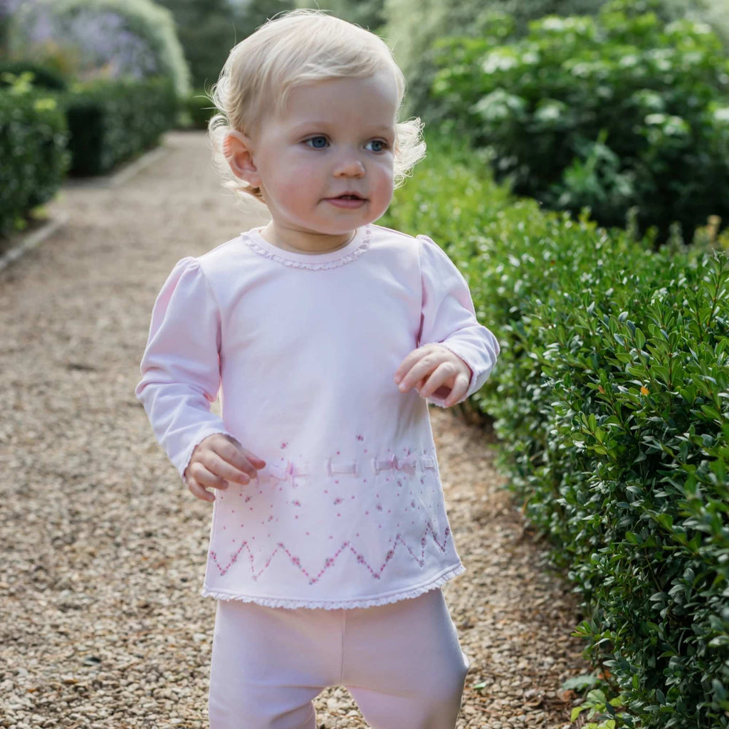 Emile-e-Rose-Pink-Traditional-Walker-Top-And-Trousers-Set