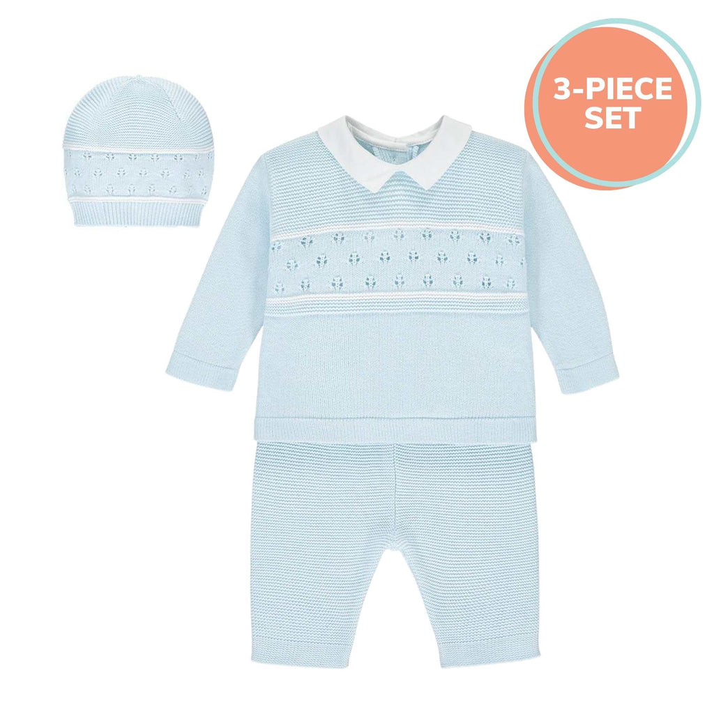Emile-et-Rose-Baby-Boy-Welsey-Blue-Knit-Two-Piece-Outfit-And-Hat-Gift-Set