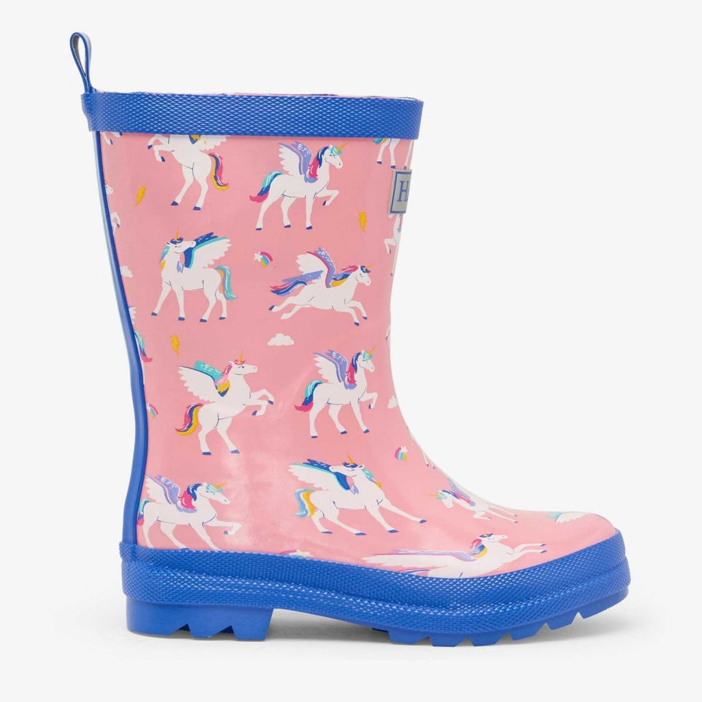 Hatley-Girls-Colour-Changing-Pink-Rain-Boots-Magical-Pegasus-Unicorn-Wellies-Chislers-Online