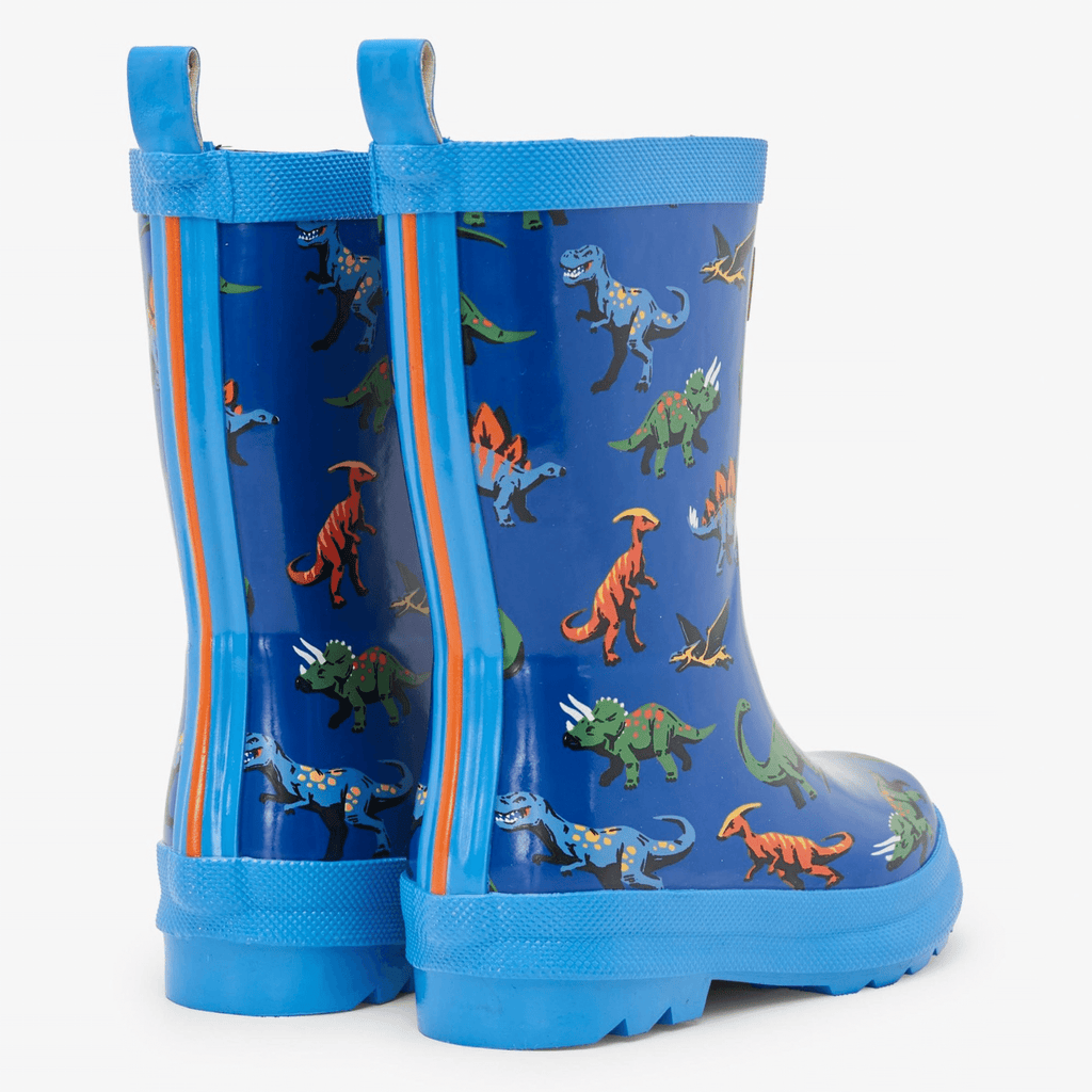 Hatley-SS21-Blue-Orange-Green-Boys-Friendly-Dinos-Dinosaur-Wellies-From-The-Back-Chislers-Ireland
