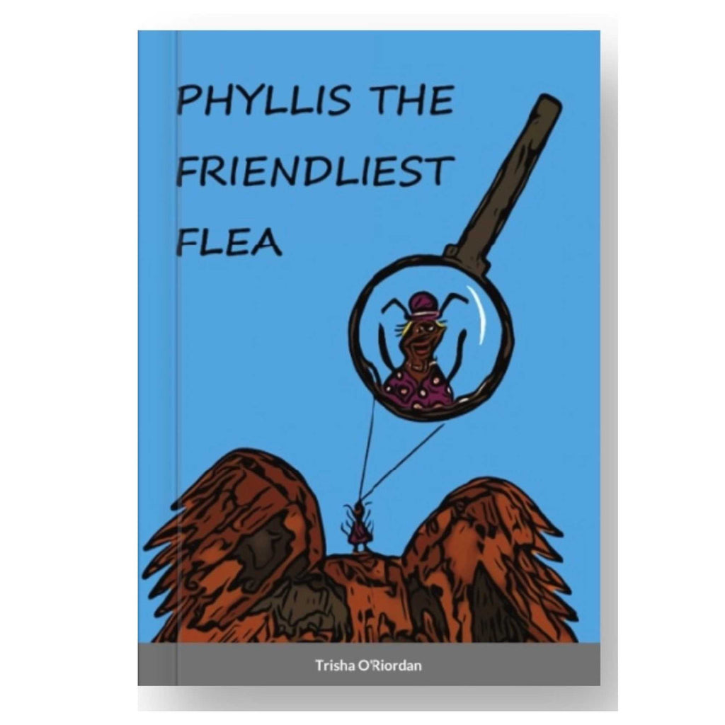Phyllis-The-Friendliest-Flea-A-Childrens-Book-By-Trisha-ORiordan-Chislers-Boutique